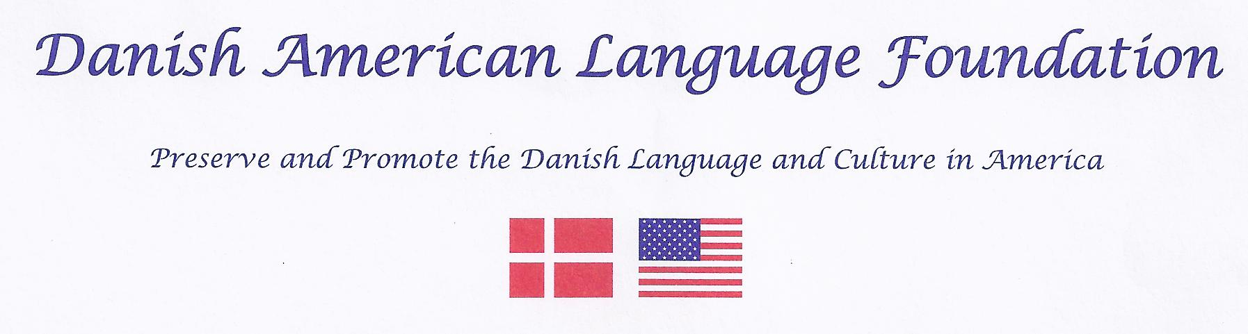 The Danish American Language Foundation