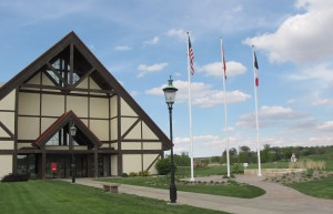 The Danish Immigrant Museum in Elk Horn, Iowa