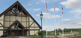 The Museum of Danish America (The Danish Immigrant Museum) in Elk Horn, Iowa