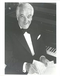Victor Borge (Photo courtesy of the Museum of Danish America)