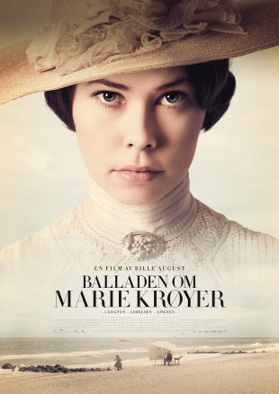 The movie poster for the Danish film