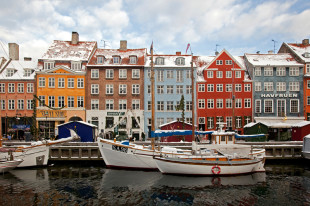 Have you always wanted to spend Christmas in Denmark? Here's an image of