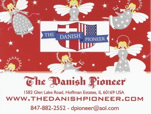 You are cordially invited to join The Danish Pioneer Newspaper family this holiday season! (Photo courtesy The Danish Pioneer)