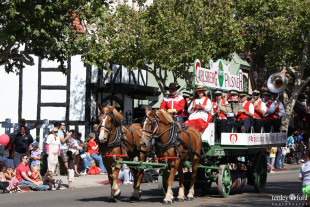 Come enjoy the festivities at Danish Days in Solvang, California. (Photo courtesy of Tenley Fohl Photographer)