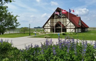 The Museum of Danish America is located in Elk Horn, Iowa. (Photo courtesy of MoDA)