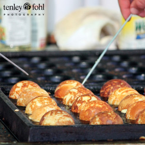 Enjoy some Danish aebleskiver in Solvang, CA. (Photo courtesy of Tenley Fohl Photography)
