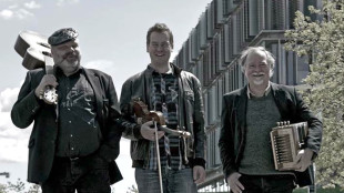 The Danish trio of Lydom, Bugge & Høirup will entertain in the Pacific Northwest in January 2016. (Photo courtesy of LBH)
