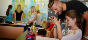 Danes Worldwide holds an annual three-week Summer School in Denmark for Danish children and adolescents (9-17 years), who ordinarily reside outside Denmark. (Photo courtesy of Danes Worldwide)