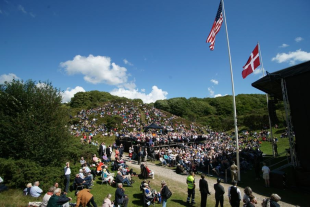 Rebild Festival in Denmark (Photo courtesy of Rebild National Park Society)