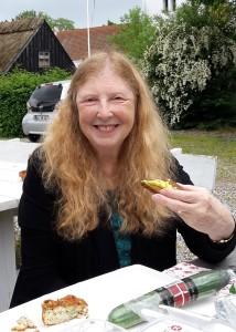 Carol Schroeder in Denmark